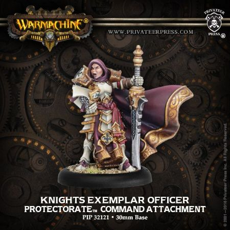 Protectorate Knights Exemplar Officer